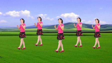 玫香广场舞 原创 布尔津情歌 32步附教学