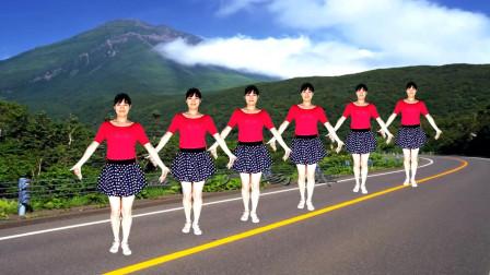 益馨广场舞 小苹果 欢快又好学的32步广场舞