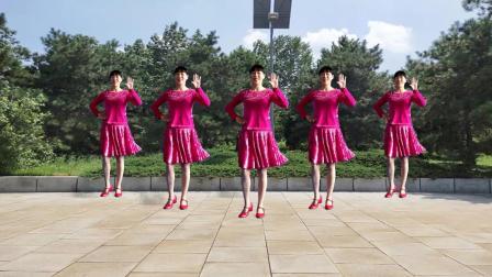 阿真广场舞 情歌广场舞 何时与你长相依 优美动感旋律 好听好看