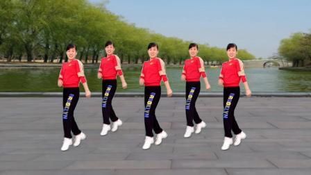 玫香广场舞 欢快节奏 弹跳16步 动感时尚 好听好看附口令教学