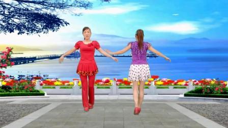 玫香广场舞 天上掉下个林妹妹 32步对跳