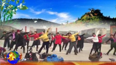 美美的人看最美的中国 最美的雀之灵健身队(最美的中国)