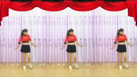 玫香广场舞原创32步 舌尖上的爱情 附口令教学