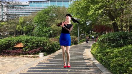 阿真广场舞 欢快俏皮健身舞 路边的野花不要采 简单48步