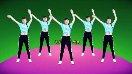 全家一起跳健身操 小苹果 动动手抬抬腿 健康一辈子