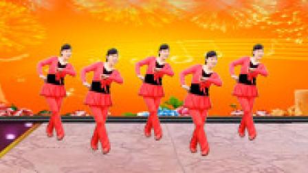 玫香广场舞 猪年好运来 正背面附教学