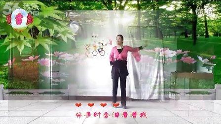小慧广场舞 红尘情歌(编舞 恋碟)