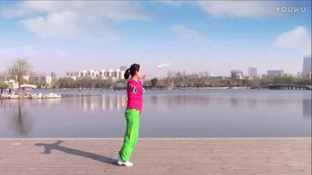 红领巾梦之湖广场舞 中国广场舞