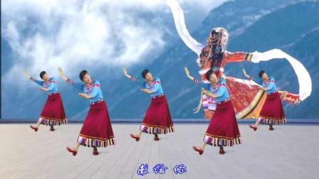 国庆节献舞 吉祥欢歌 祝福伟大的祖国繁荣昌盛!