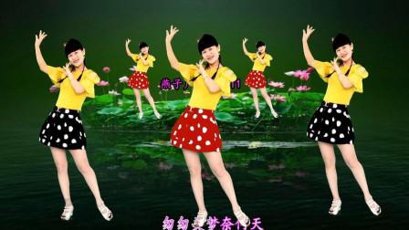 燕子广场舞5211 新白娘子传奇 影视插曲 新式简单40步 好看好学 附分解教学