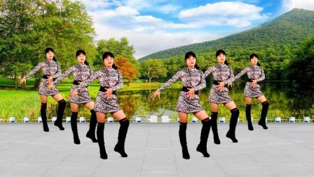 益馨广场舞 摇滚女王 最新动感时尚健身舞