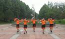 新光健身队-广场舞火火的姑娘