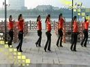 2013广场舞精品 《火火的姑娘》