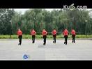 广场舞最炫民族风 云裳广场舞队排舞表演教学视频