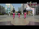 广场舞最炫民族风背面 紫竹广场舞 教学视频