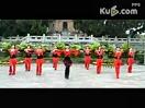 动动最新广场舞《今夜舞起来》团队舞蹈表演视频
