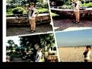 廖弟广场舞 我的玫瑰卓玛拉 背面演示视频