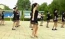 穿心村文雯广场舞 等你等了那么久 广场舞蹈视频