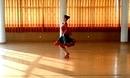 格格广场舞《圣洁的西藏》格格原创背面分解动作教学示范