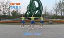 格格原创广场舞 飞向蓝天 含背面分解动作舞蹈教学