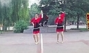绚彩广场舞 唐伯虎点秋香 绚彩原创编舞 绚彩健身队