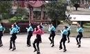 格格广场舞 嗨歌 湖南第三届全民广场舞大赛规定动作