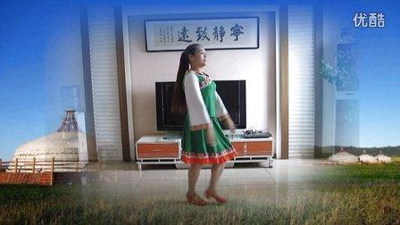 水上漂广场舞《康巴情》 编舞:応子、张春丽