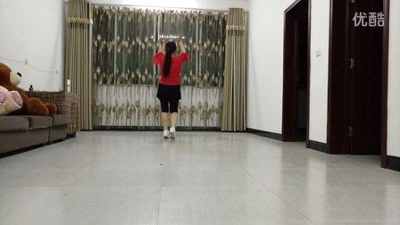 学跳漓江飞舞老师广场舞《你不来我不老》