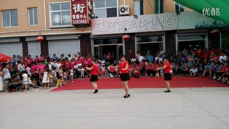 武城县老城镇轻舞飞扬 六合幸福队《美美哒》广场舞