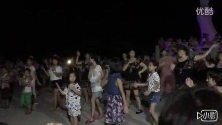 三山镇前薛舞蹈队广场舞《美美哒》