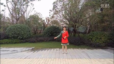 江西美美哒广场舞 多情的月光 刘荣系列