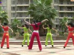 杨丽萍广场舞《今生只爱你一个》原创教学 俏皮可爱的健身舞