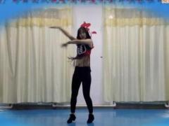 塔河蓉儿原创广场舞《美美哒》爵士舞 附教学