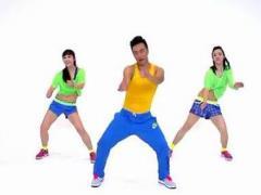 王广成 中国健身舞 国际流行风 Pasarela