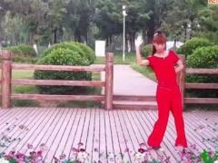 林大静广场舞 《九九艳阳天》 原创编舞 杨丽萍 演示 林大静。