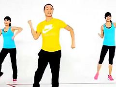 王广成广场舞 今夜舞起来 舞蹈演示