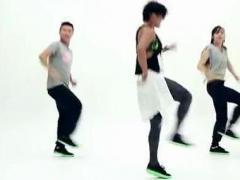 王广成中国健身舞 国际流行风 Que Viva la Vida