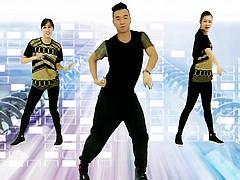 王广成广场舞 一路惊喜 教学版