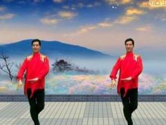 凤凰六哥广场舞 《九九艳阳天》 含背面分解教学