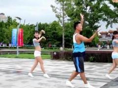 王广成广场舞《屌丝情歌》健身舞 刘心 大鹏
