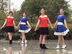 茉莉广场舞 《你不来我不老》 含背面分解教学 双人舞 情人节特辑