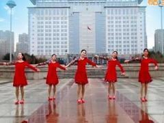 金灿灿广场舞 《美丽的遇见》 含背面动作分解教学
