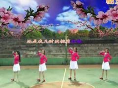 柳州彩虹队《桃花姑娘》参加桐木舞友联谊会
