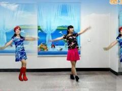 乔茜广场舞 《美丽的遇见》 与舞友合屏