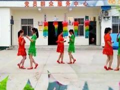 湖北天门香姿广场舞《你不来我不老》