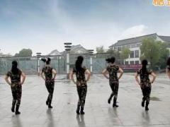 太湖一莲广场舞 《美丽的遇见》 水兵舞32步 含背面动作分解教学